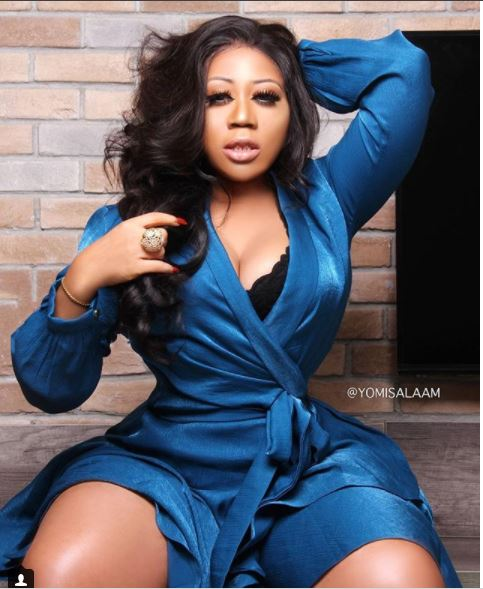 Moyo Lawal Dishes On Her Sex Life