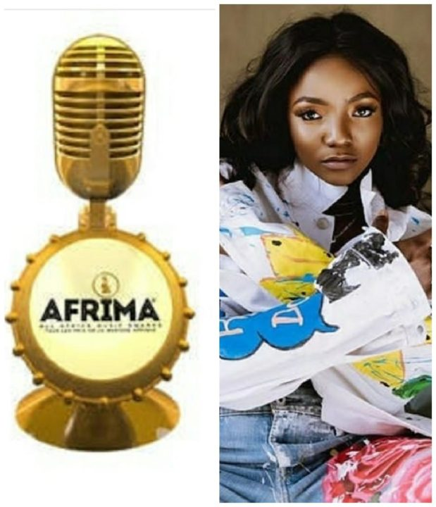 AFRIMA 2018: Simi Leads Nigeria With 5 Nominations! See Full List