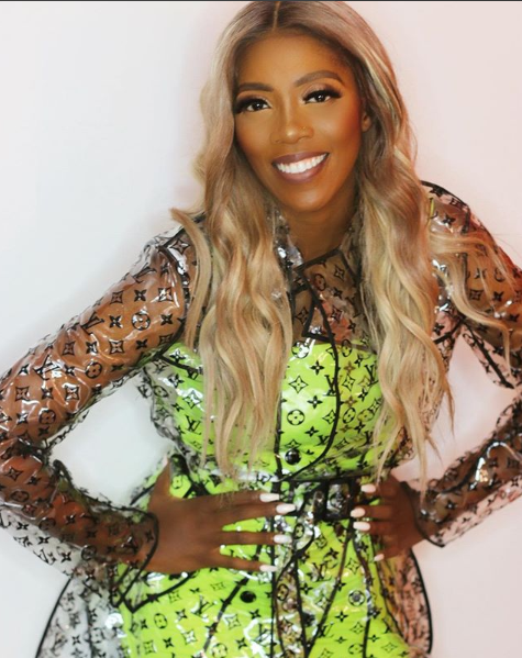 'I Think I'm Going To Drop An Album This Year' – Tiwa Savage