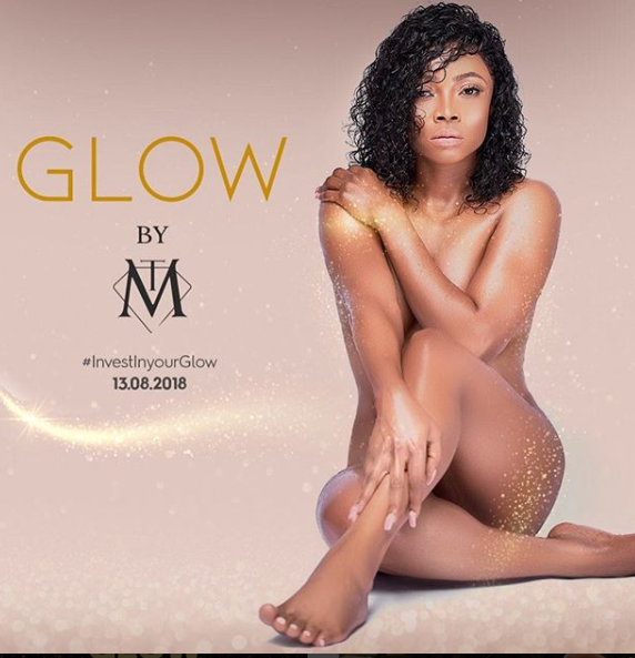 Toke Makinwa Explains Why She Went Nude For Her Ad Campaign