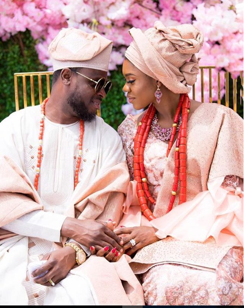 Becca Gushes About Her New Nigerian Husband, Tobi Sanni Daniel