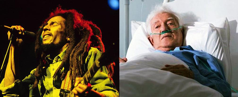 Ex-CIA Agent Confesses To Killing Bob Marley