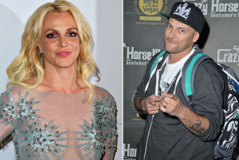 Britney Spears Ordered To Pay Ex-Husband $100k' In Ongoing Child Support Battle