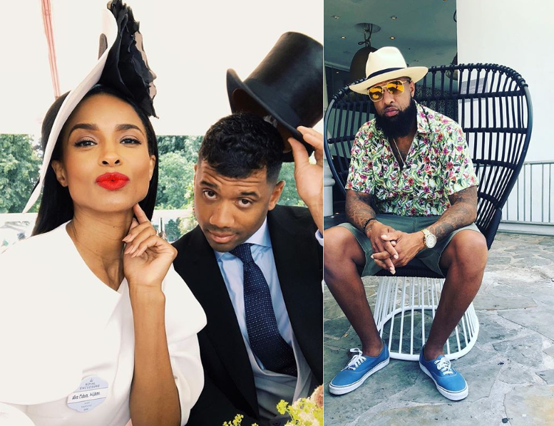 Ciara Claps Back At Slim Thug For Saying Her Wedding To Russell Wilson Is A Sham
