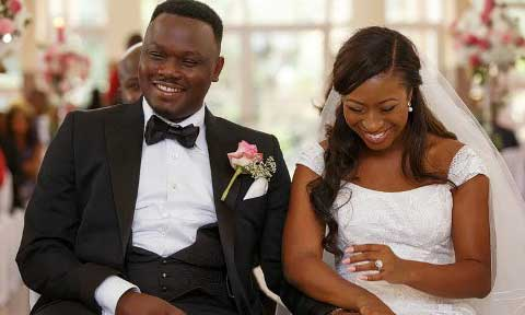 Simi Esiri's 4th Wedding Anniversary Message To Dr. Sid Is Everything