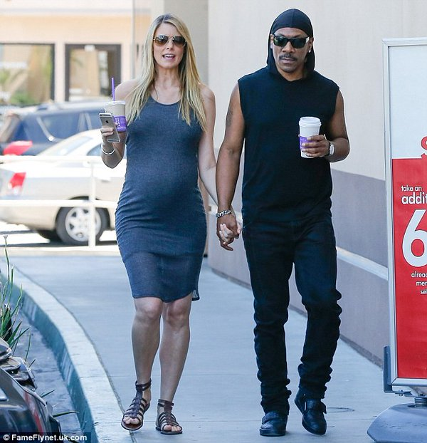 Eddie Murphy Expecting Baby Number 10!