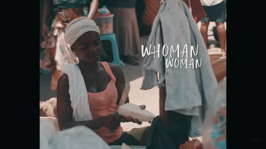 VIDEO: Efya – Whoman Woman