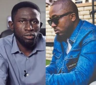 Feud Alert! Between Ice Prince And Osagie Alonge