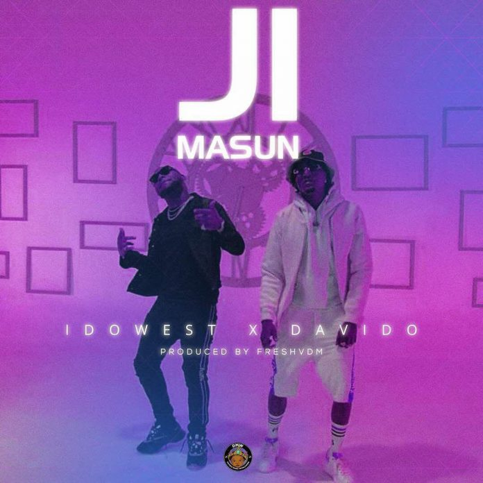 VIDEO: Idowest X Davido – Ji Masun