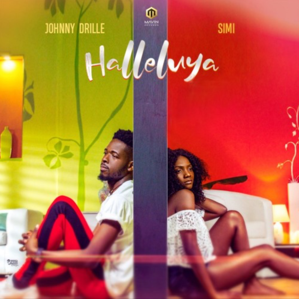 VIDEO: Johnny Drille – Halleluya ft. Simi