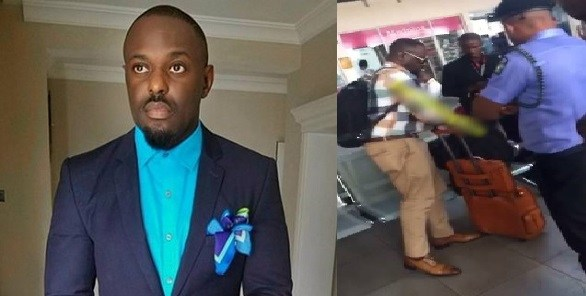 Jim Iyke Clears The Air On His Airport 'Arrest'