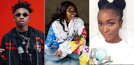 Mayorkun Reveals He Has A Thing For Simi And Eva Alordiah
