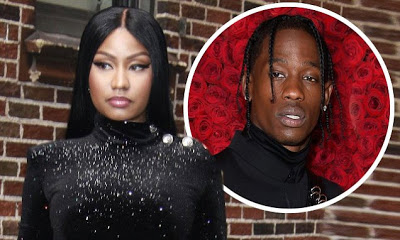 Album Sales: Nicki Minaj Lashes Out At Travis Scott