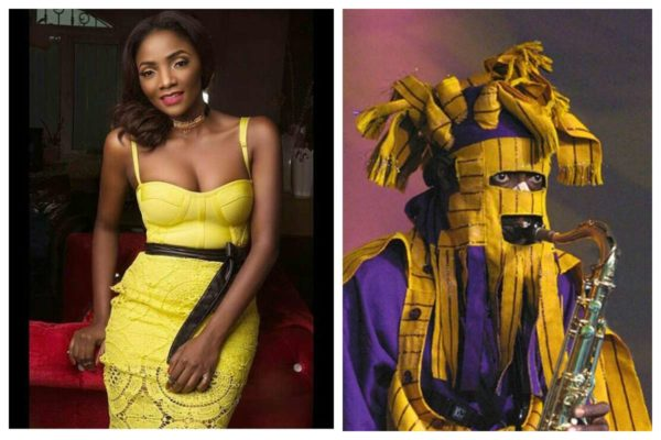 Simi Talks About Performing With Lagbaja