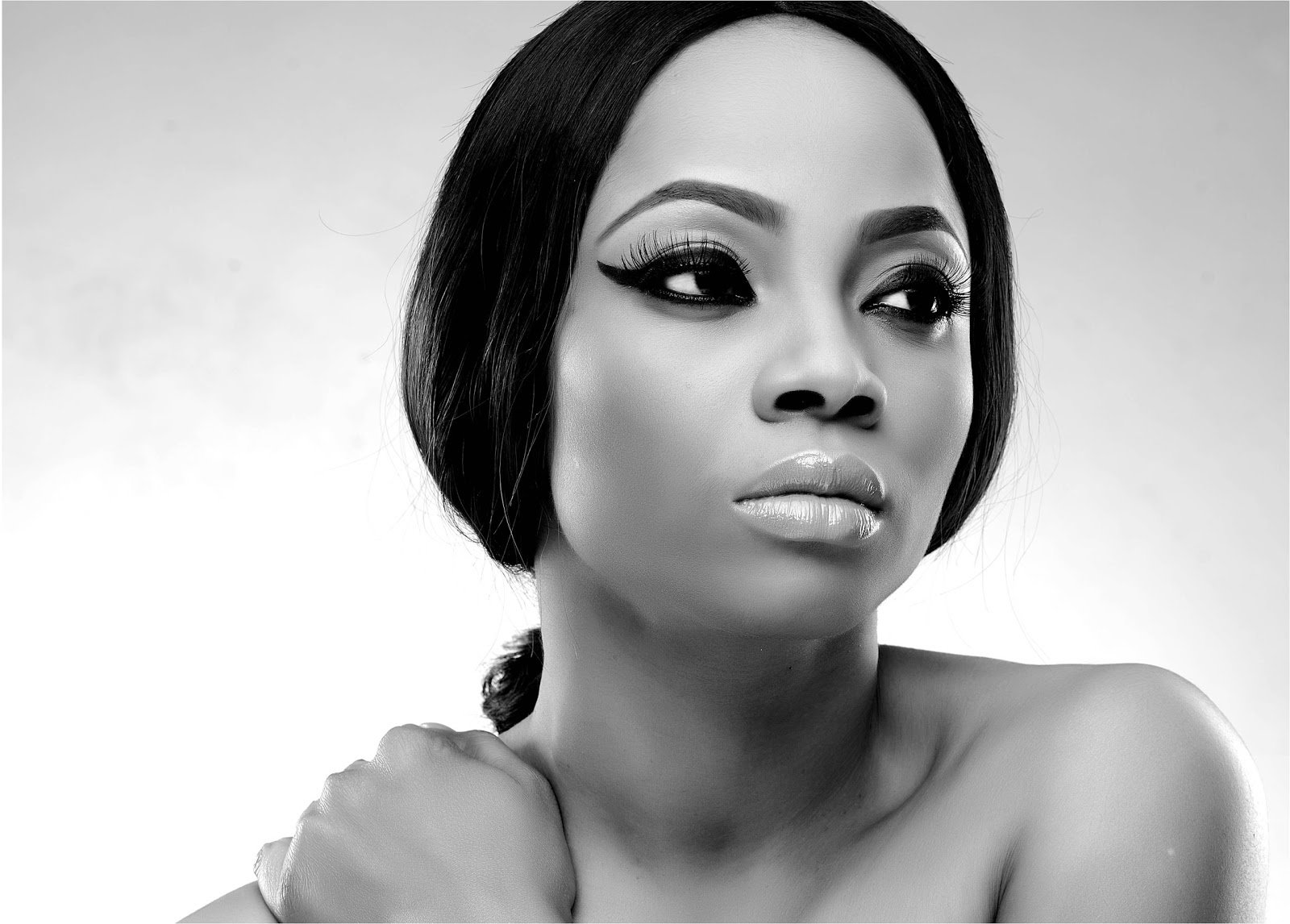 Toke Makinwa Reveals She Wants Drake To Be Her Baby Daddy