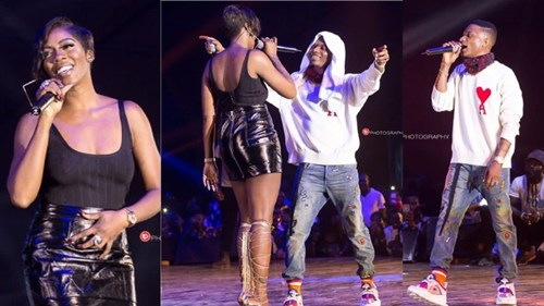 Tiwa Savage Finally Opens Up About Her Relationship With Wizkid