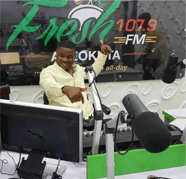 Yinka Ayefele Moves Radio Station To Another State, Meets With State Governor