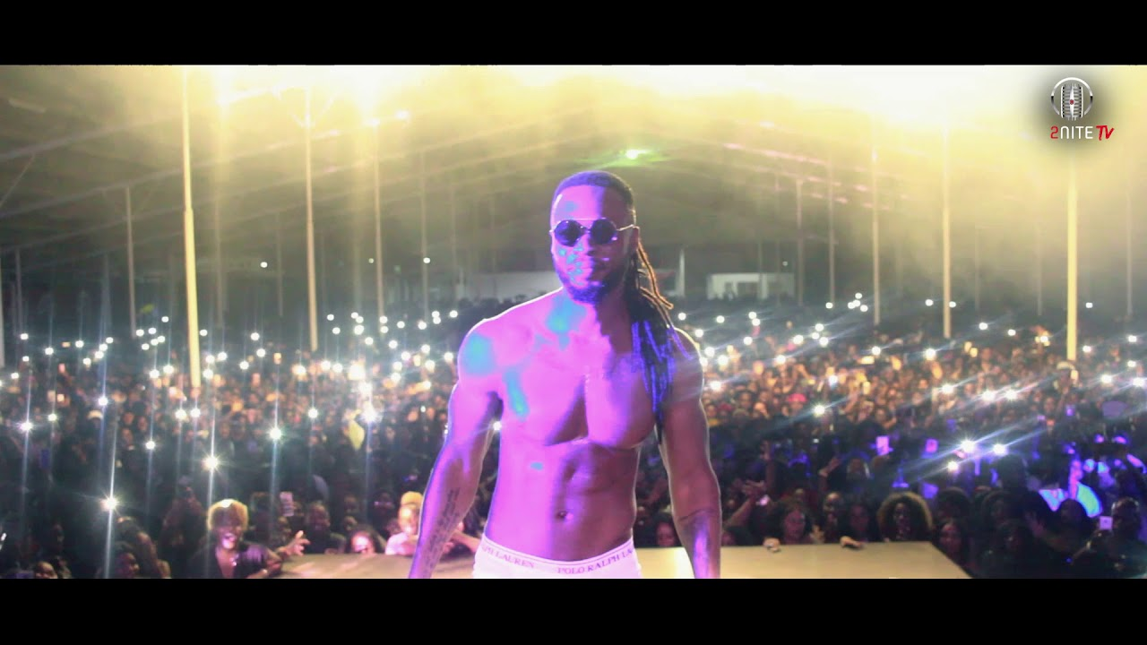 VIDEO: Flavour Live In Suriname