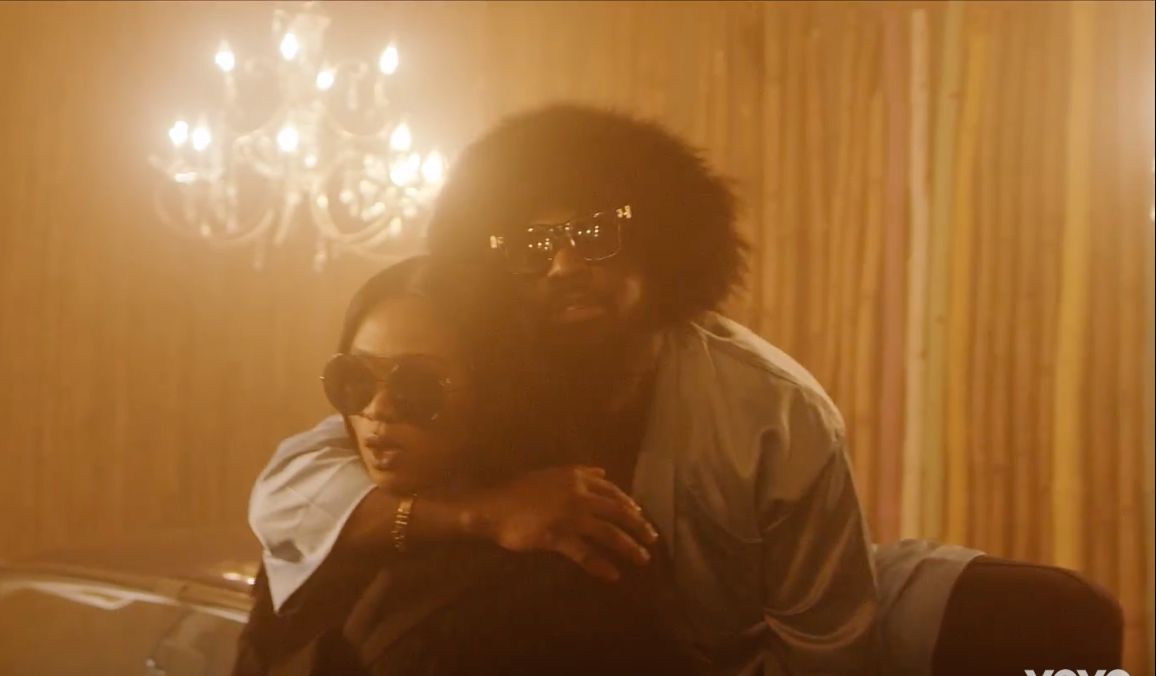 VIDEO: Waje – Kpolongo ft. Timaya