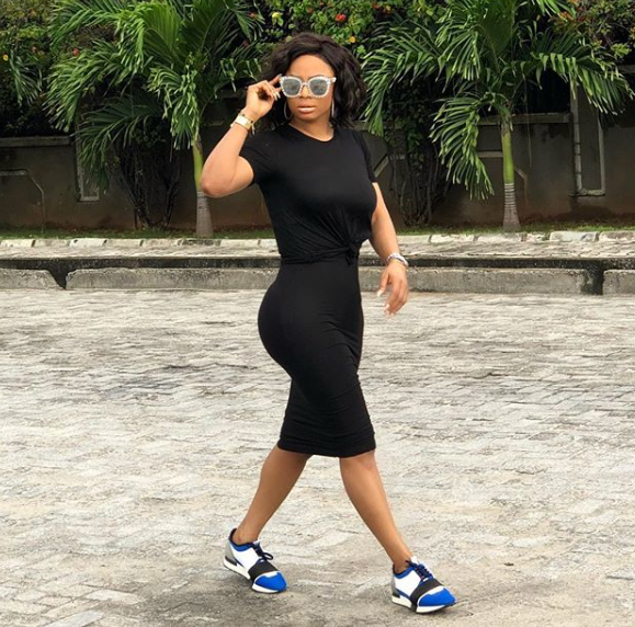 Toke Makinwa Is Celebrating Failed Relationships And Here Is Why