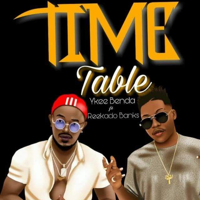 VIDEO: Ykee Benda ft. Reekado Banks – Time Table