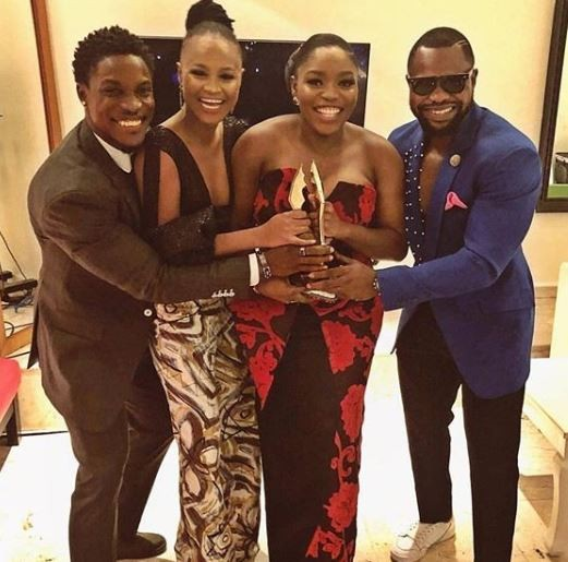 #AMVCA2018: See Full List Of Winners From Awards Ceremony