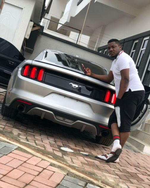 CDQ Reveals Why He Splashed N20 Million On New Car
