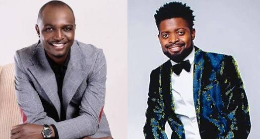 See How Basketmouth Almost Brought IK Osakioduwa To Tears