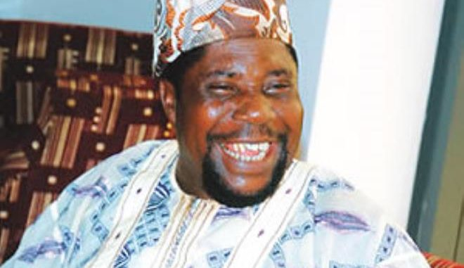 Veteran Nollywood actor Ajimajasan  has died yesterday