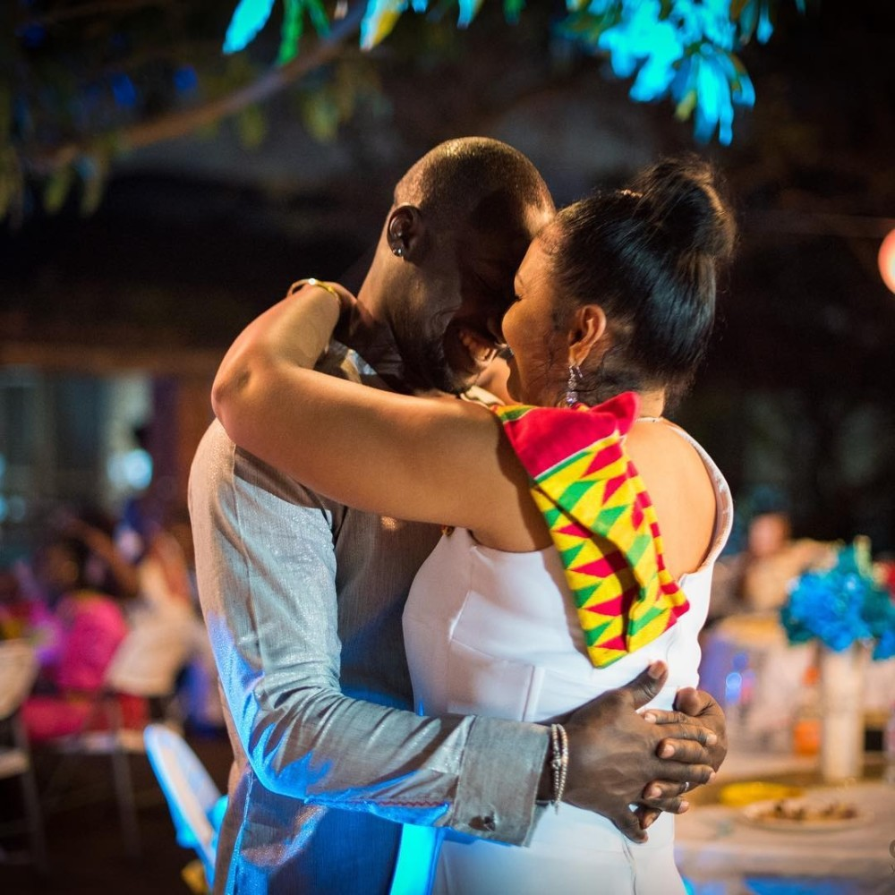 Chris Attoh Is Married!!! confirmed!!!