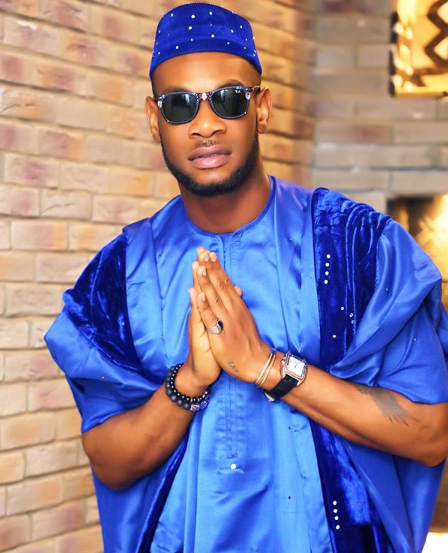 [PHOTOS] D'Prince Shares Dapper Birthday Images As He Turns A Year Older