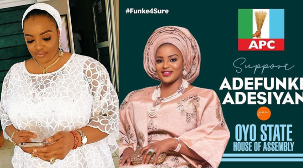 Funke Adesiyan Speaks On Next Plans After Stolen Mandate
