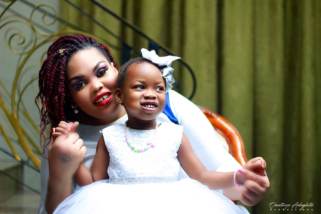 """I want to be remembered for being a great woman and mother!!! – ""Motunrayo Kuti  reveals on E!Talk."