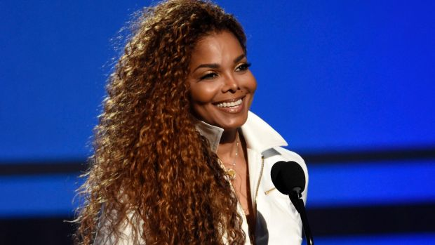 Janet Jackson will be honoured with this year's Global Icon Award