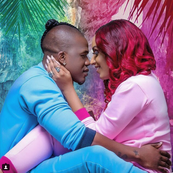 Iceberg Slim Reacts After Juliet Ibrahim Announced Their Breakup