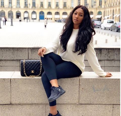 Lilian Esoro Hints At Finding Love Again In Italy