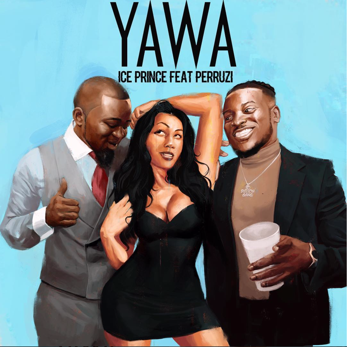 New Music: Ice Prince – Yawa ft. Peruzzi (Prod. Fresh)