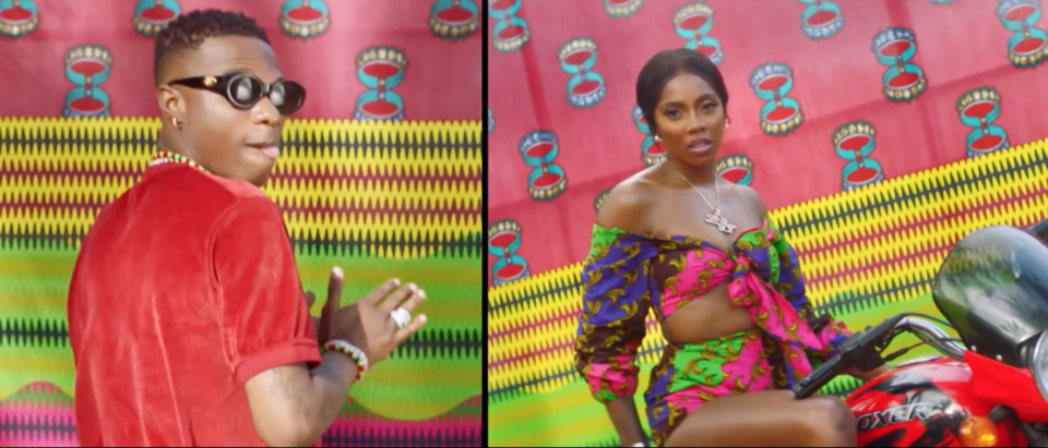 VIDEO: Wizkid – Fever (Starring Tiwa Savage)