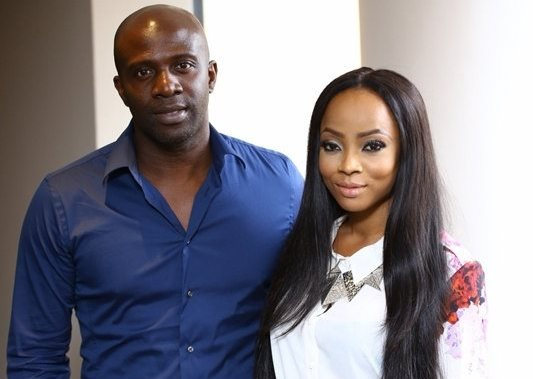 Toke Makinwa's Ex-husband, Maje Ayida Loses Dad