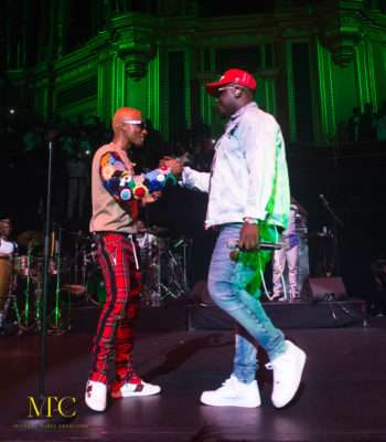 Wizkid & Wande Coal Tease Fans With New Album, Are You Ready?