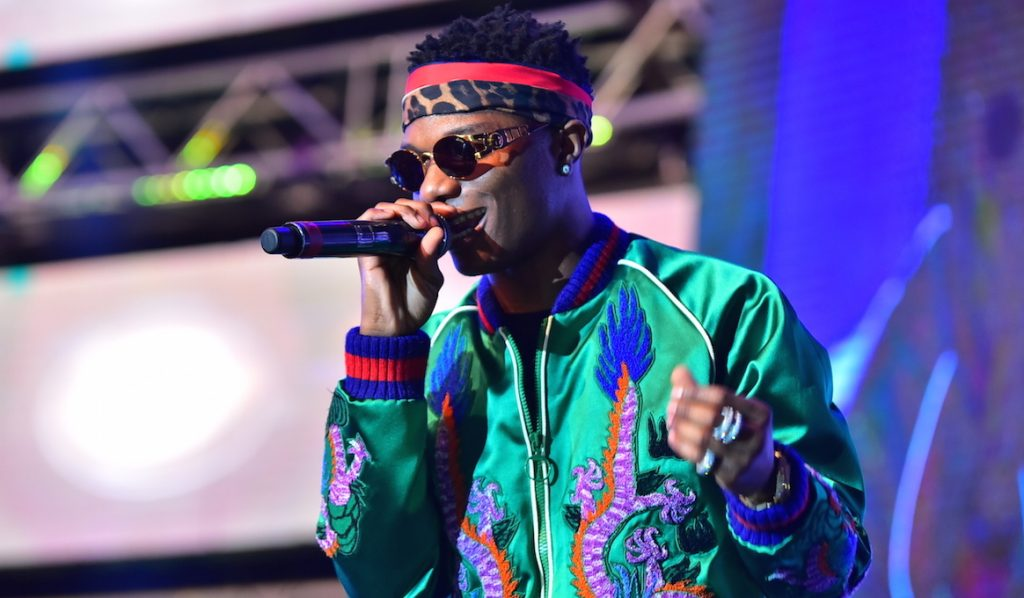 Wizkid Makes List Of Highest Paid Artistes In The World