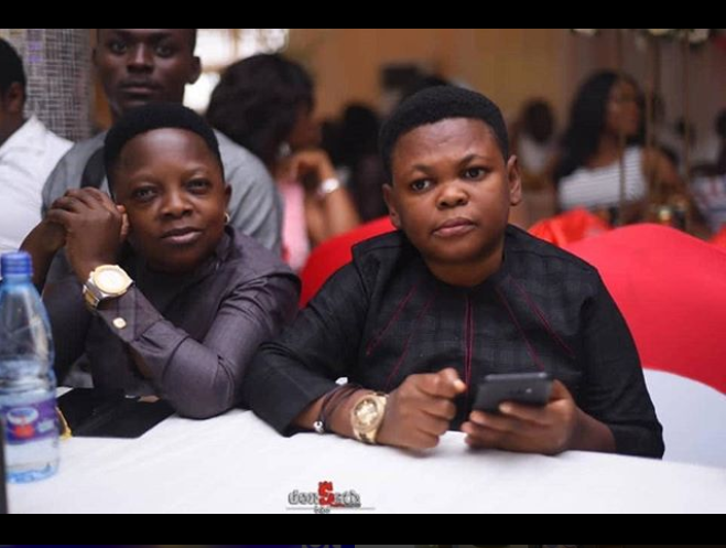 See What Osi Iheme (PawPaw) Has To Say About Chinedu Ikedieze (Aki)