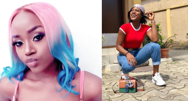 Davido's Girlfriend, Chioma Reacts To Non-smiling Video With BBNaija's Alex