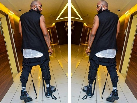 Fans Slam Kcee For Daring To Sag! See Reactions