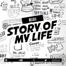 Ghanaian Music: KiDi ft. Cina Soul – Story Of My Life (Cover)