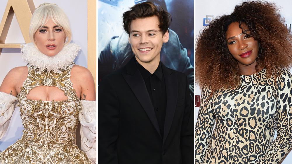 Lady Gaga, Serena Williams & Harry Styles To Co-host 2019 Met Gala
