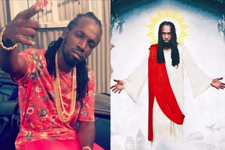 Mavado Accused Of Blasphemy After Portraying Himself As God