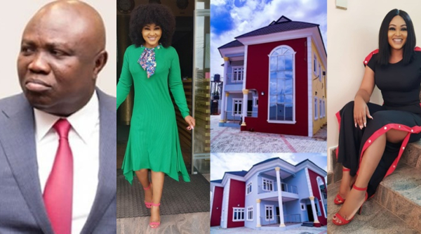Mercy Aigbe Replies Troll Over Comment About Governor Ambode