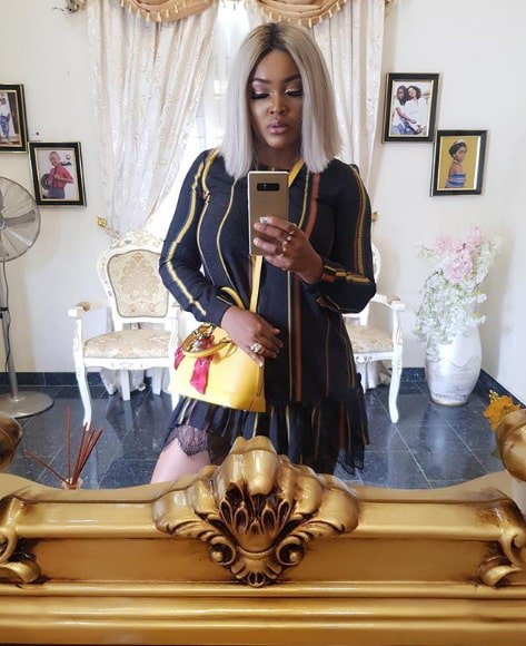 Inside view of mercy Aigbe mansion