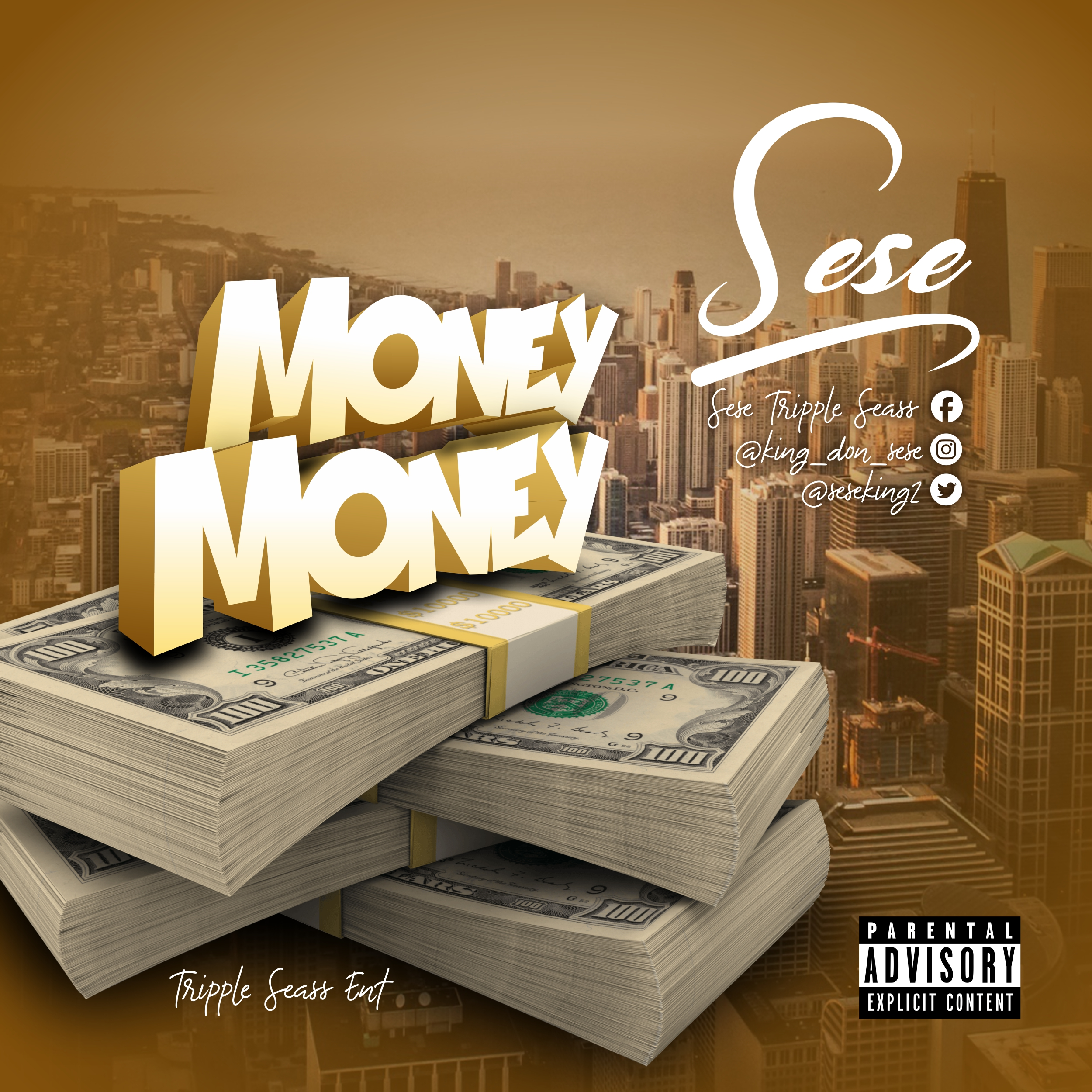 NEW MUSIC: SESE – MONEY MONEY | @SeseKing2